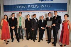1. Platz Houskapreis 2011