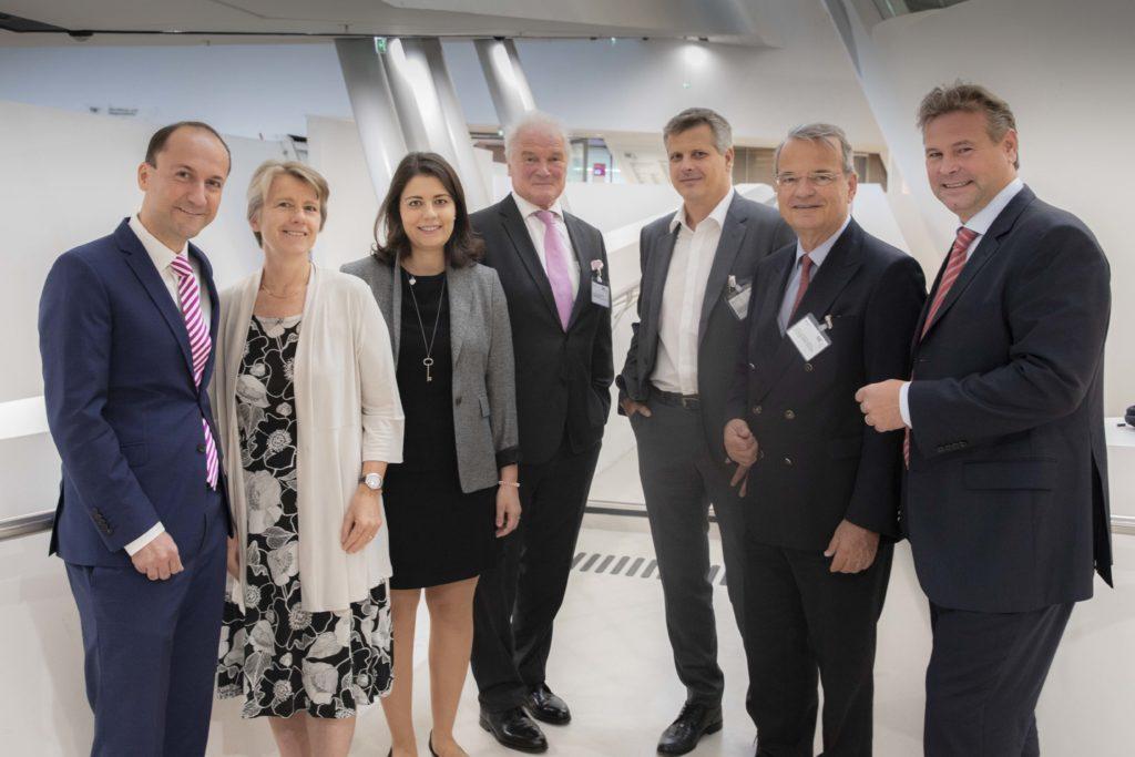 Vortragende des Wiener Unternehmensrechtags (c)B&C/Christian Fischer