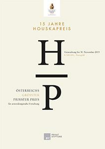 Broschüre Houskapreis 2020