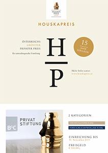 Poster Houskapreis 2020