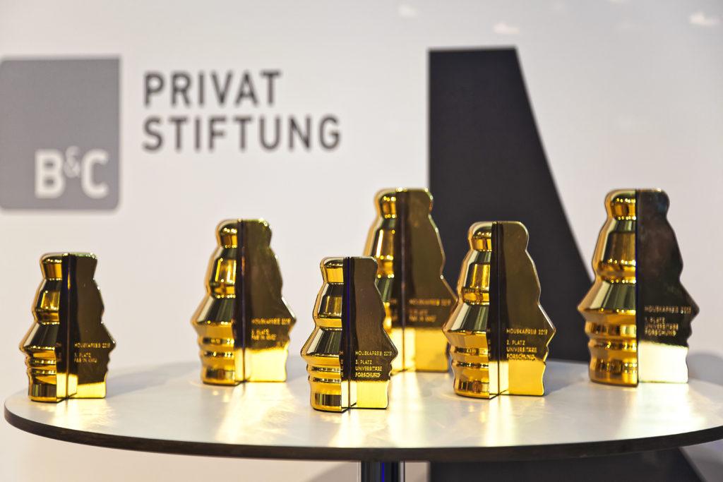 Houskapreis-Trophäen (C) Christina Anzenberger-Fink