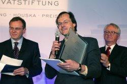1. Platz Houskapreis 2006