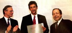 1. Platz Houskapreis 2007