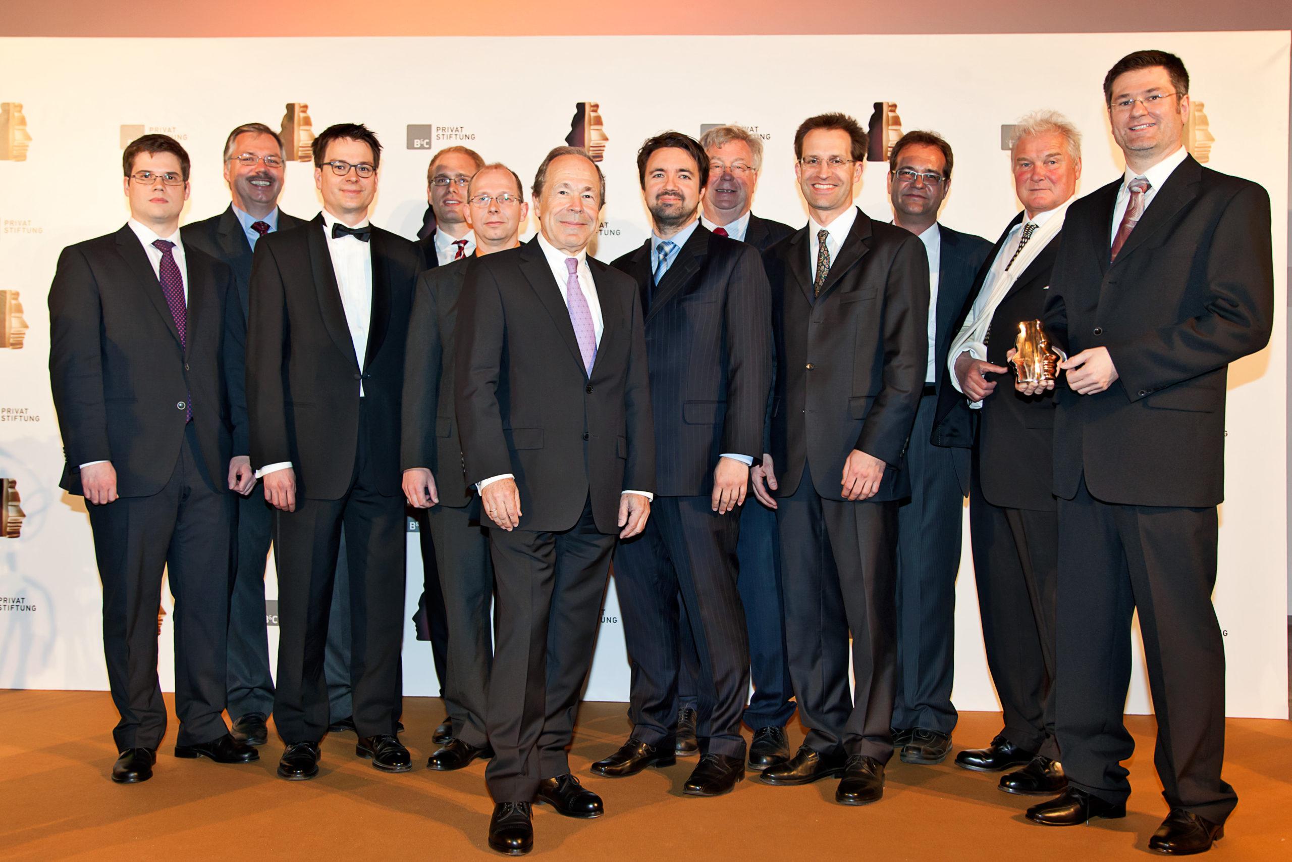 2. Platz Houskapreis 2014
