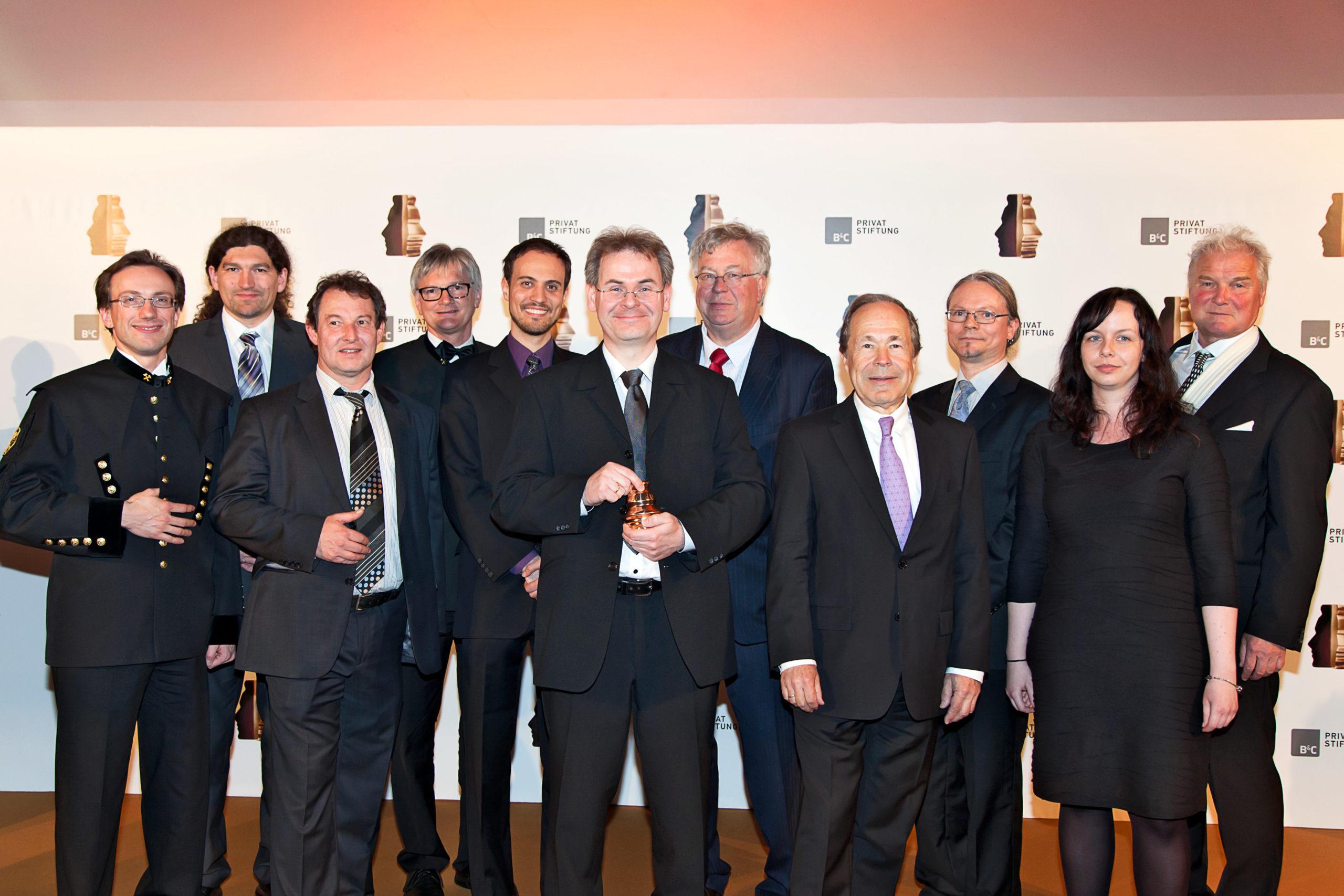 3. Platz Houskapreis 2014