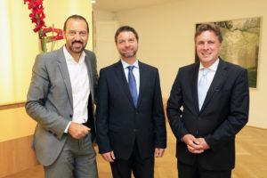 """Pressegespräch und Studienpräsentation """"2. Österreichischer Aufsichtsrats-Monitor"""""""