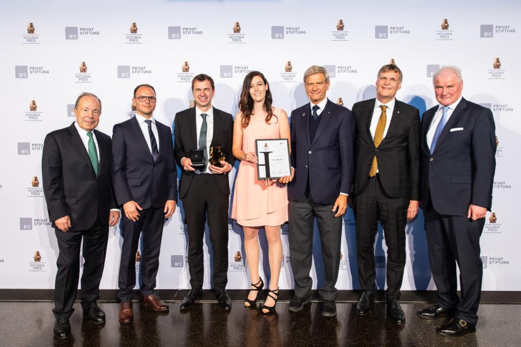 """Universität Innsbruck gewinnt Houskapreis 2019 in Kategorie """"Universitäre Forschung"""""""