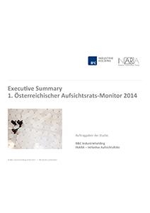 Aufsichtsrat Monitor 2014