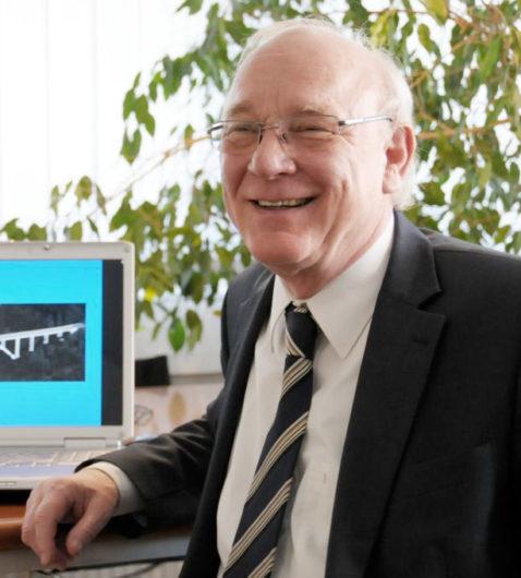 em. Univ. Prof. DI Dr. Jakob Lutz Sparowitz