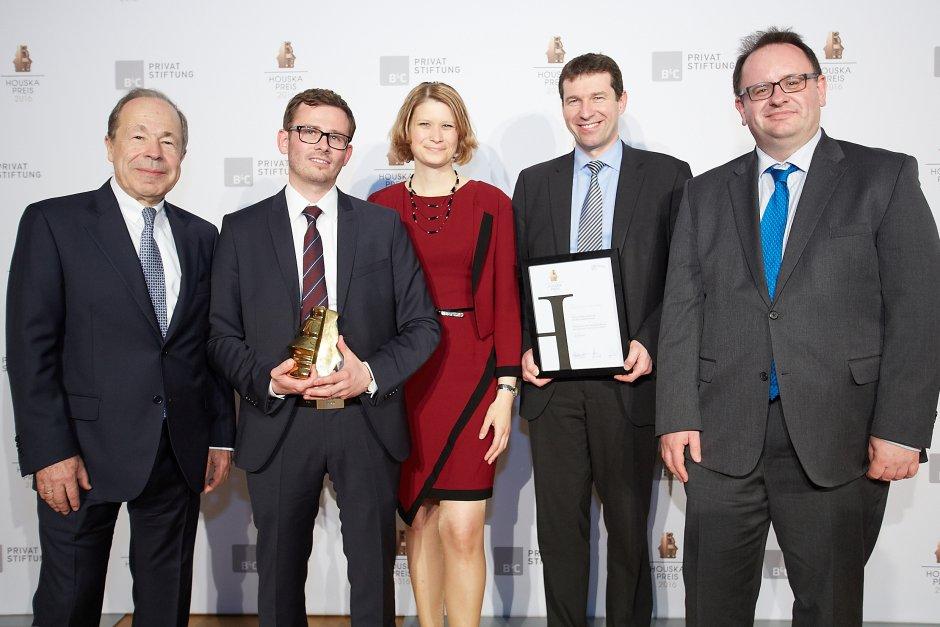 Gewinner Universitäre Forschung 2016