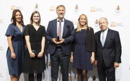 Publikumspreis Hochschulforschung für TU Wien