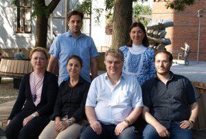Prof. Golta Khatibi und Team, TU Wien