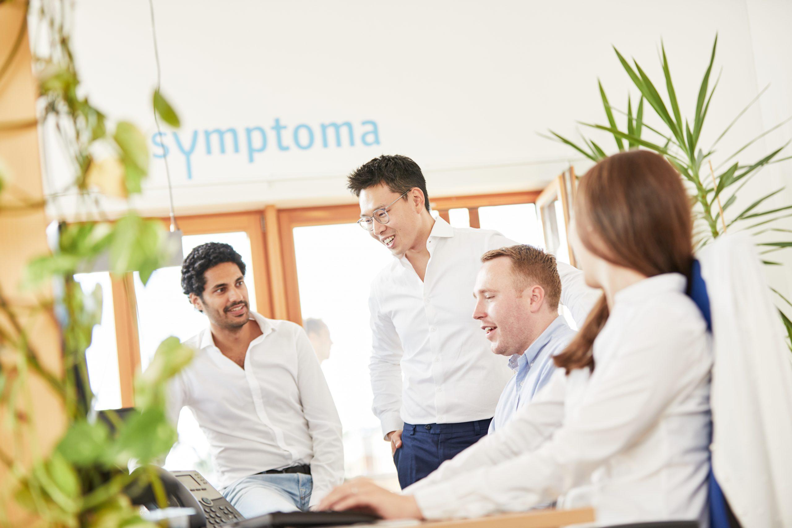 Symptoma-Team