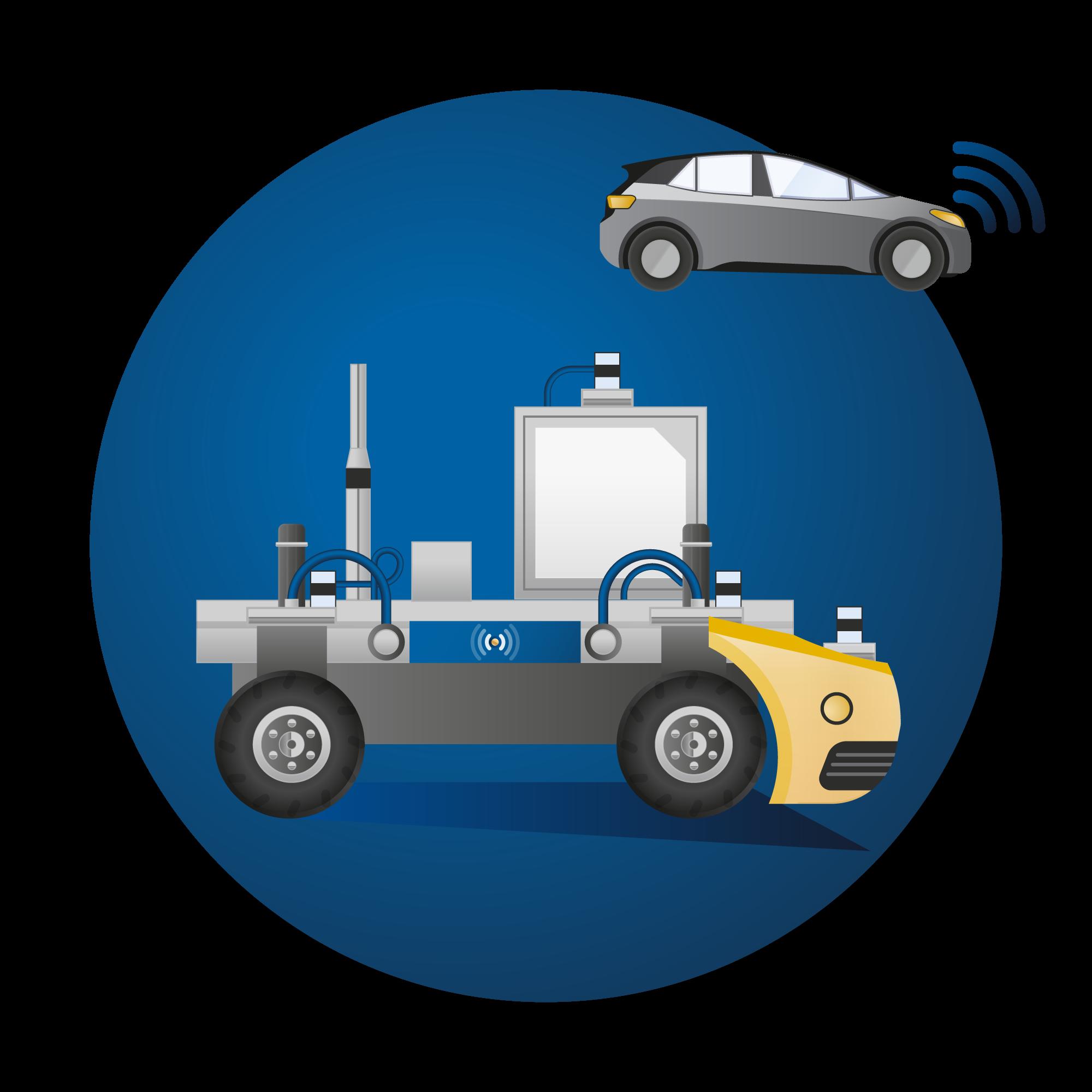 Projekt-Icon Virtual Vehicle