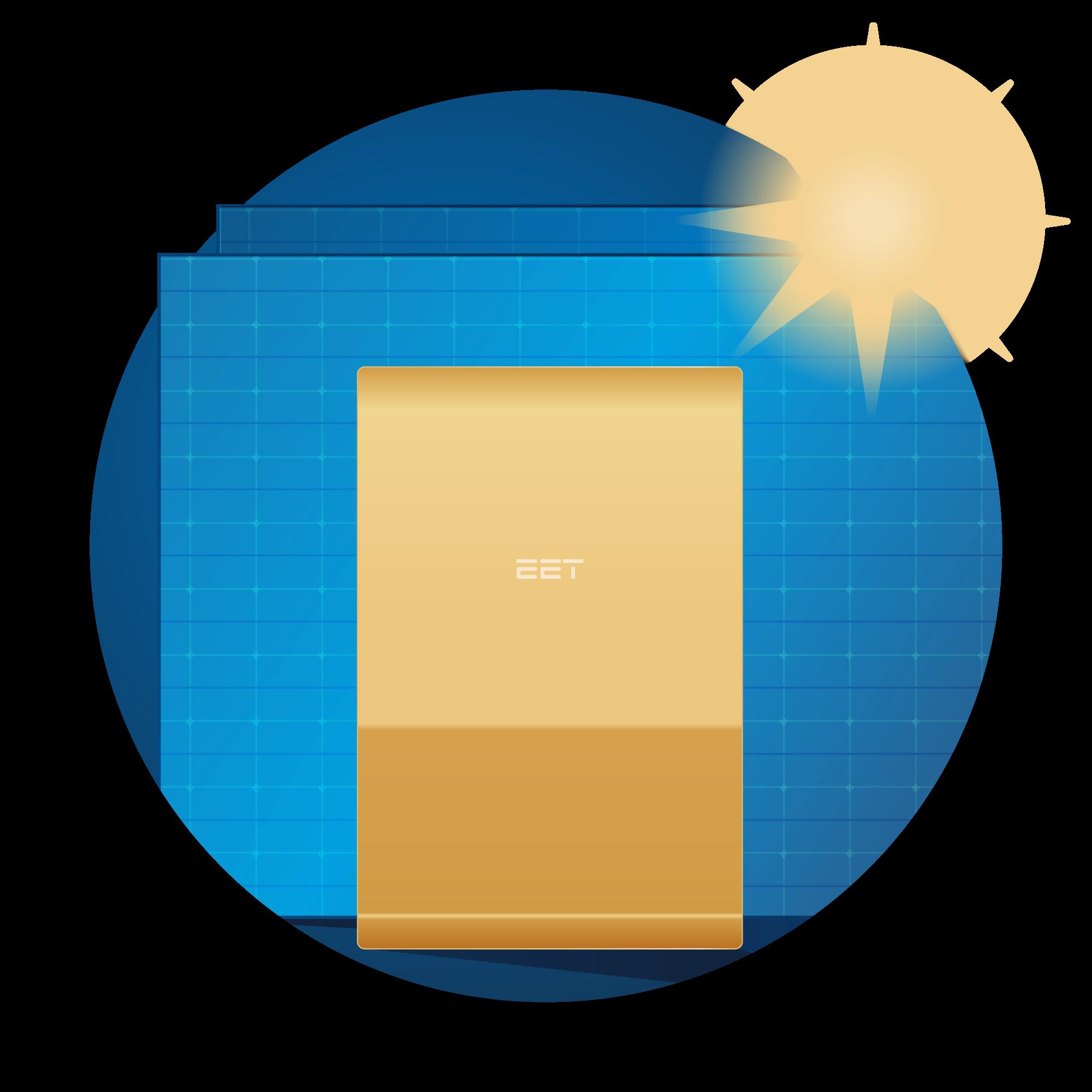Projekt-Icon EET