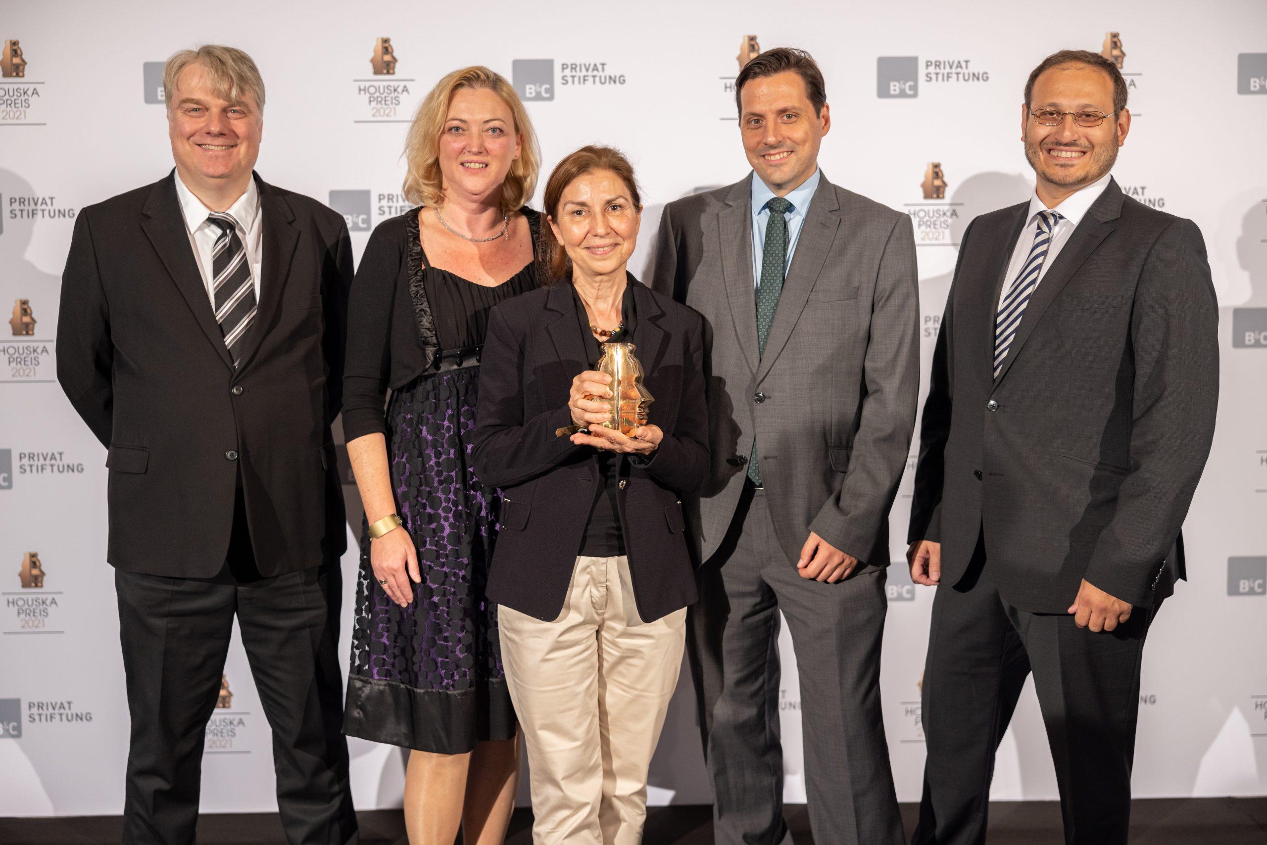 Houskapreis-Gewinnerin 2021: Golta Khatibi
